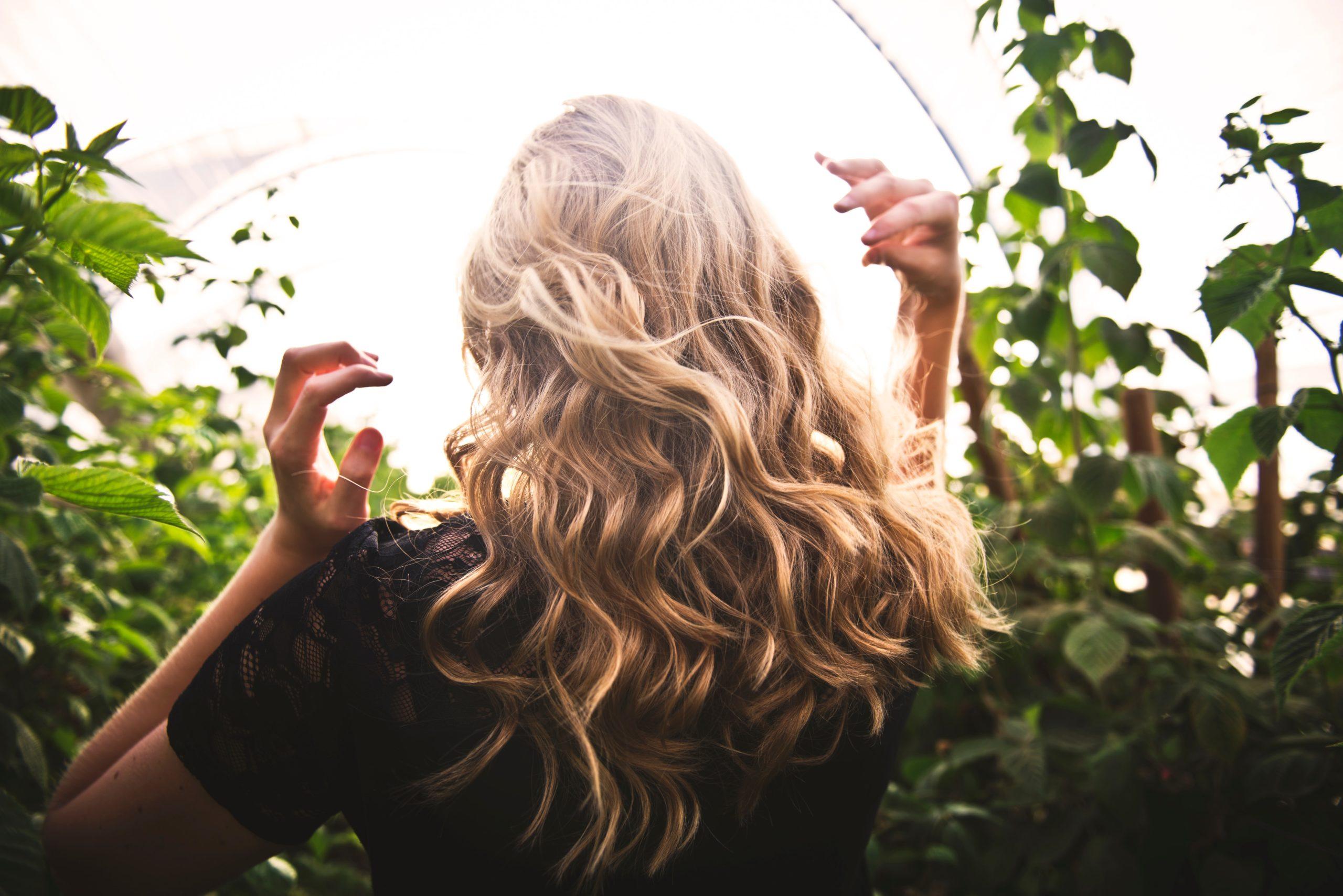 Volle Haare