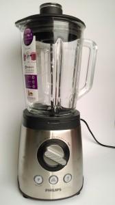 Solide Standmixer mit Smoothie Funktion für Spirulina Pulver Smoothies