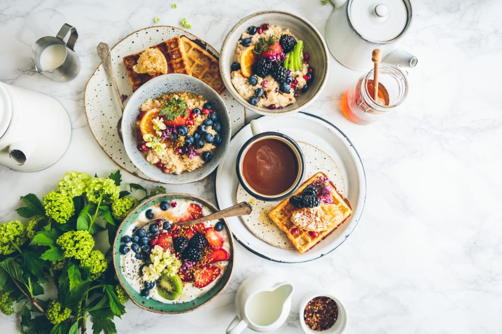 Essen Frühstück