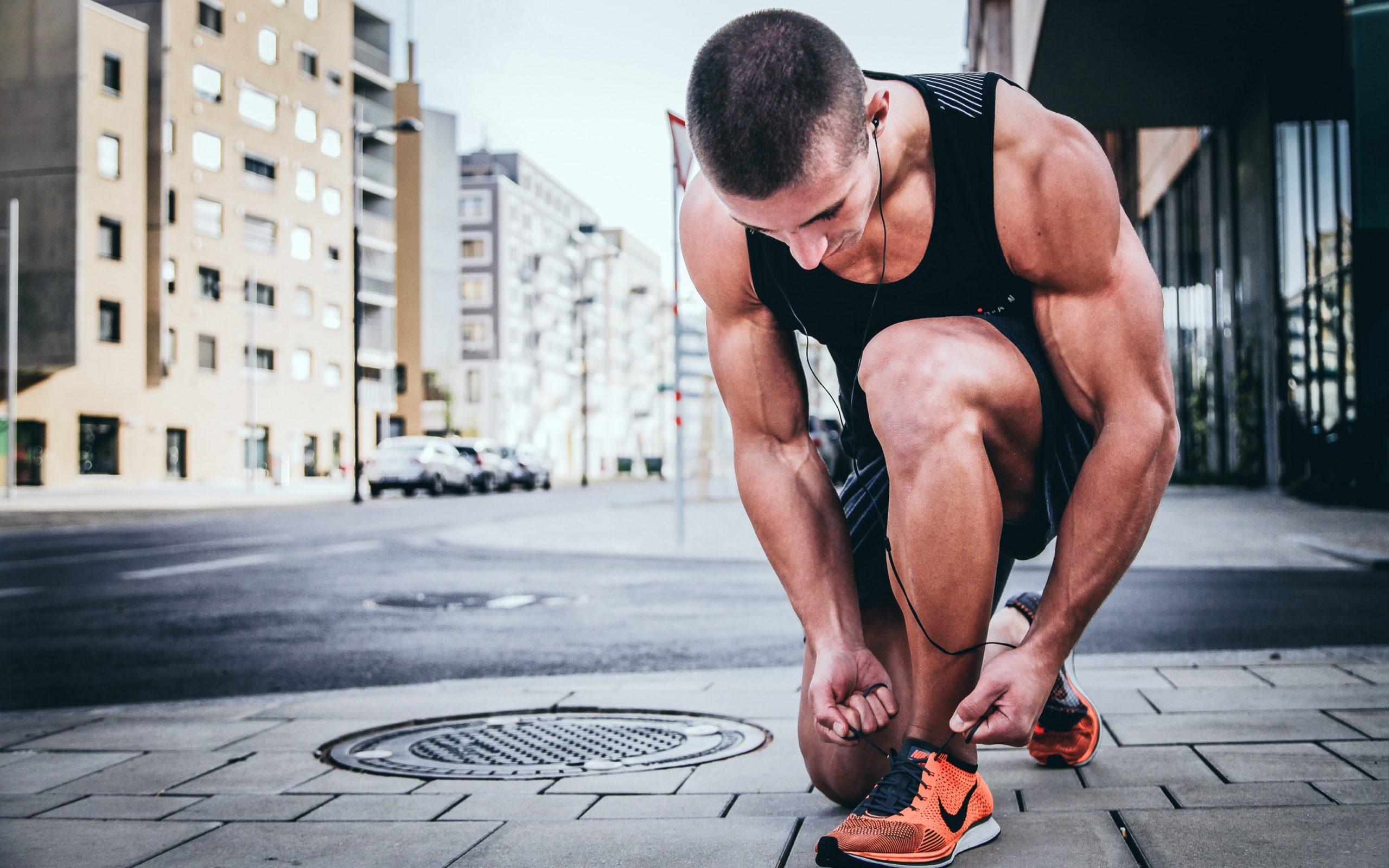 Männer Fitness