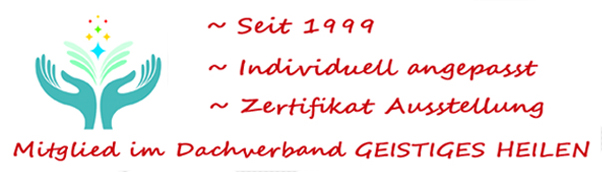Geistheiler Ausbildung Kaiserslautern