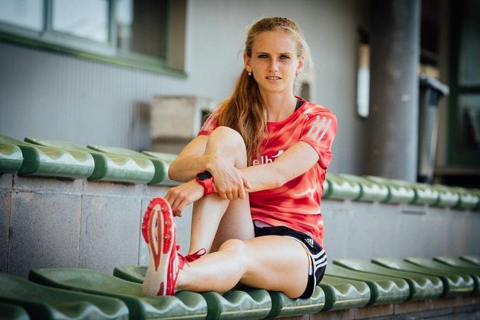 Fabienne Amrhein, die Deutsche Marathonmeisterin!