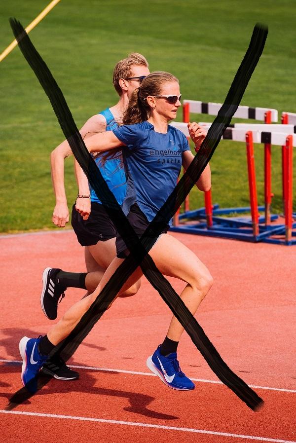 Fabienne Amrhein: Schluss mit Marathon. Finden wir uns damit ab.