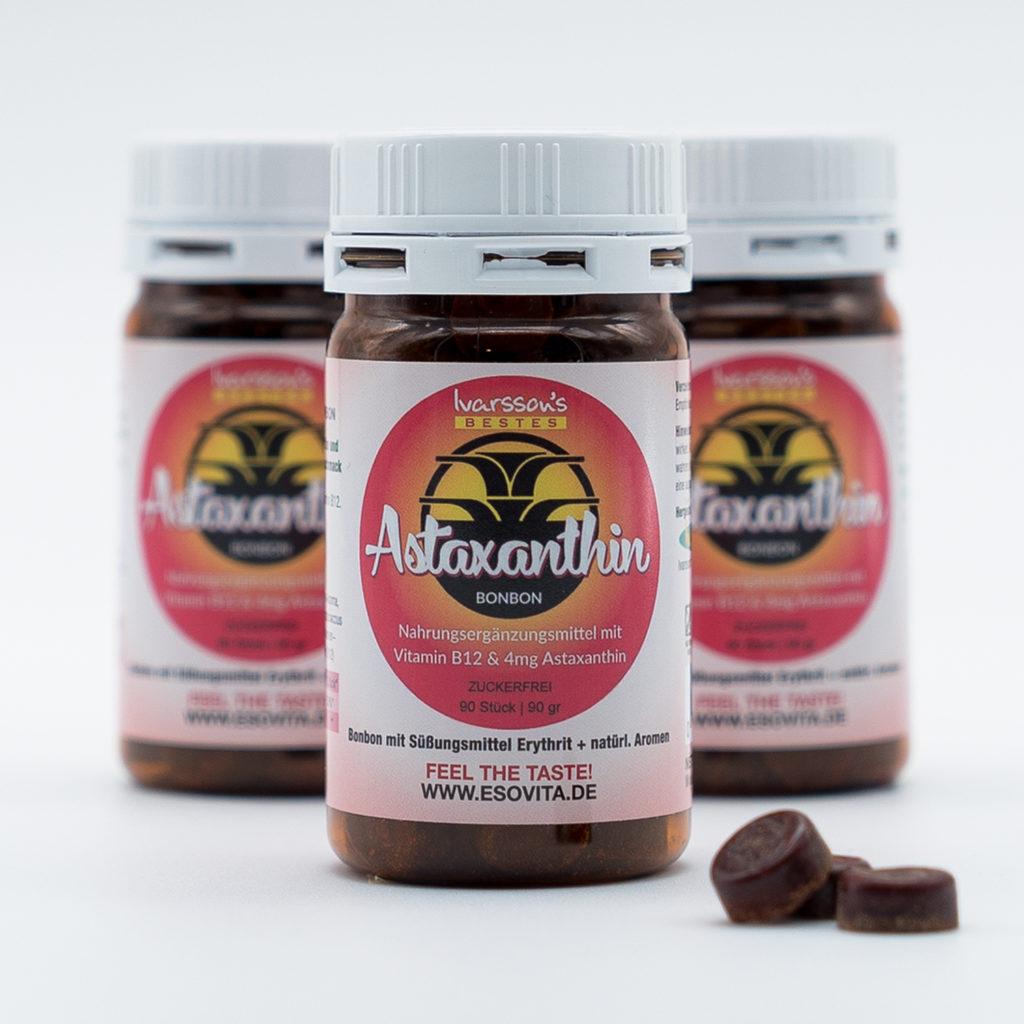 Astaxanthin Bonbons